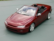Peugeot 406 cabriolet Gate tuning