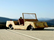 Volkswagen Country Buggy Burago tuning