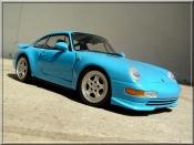 Porsche 993 Carrera RS  bleue Ut Models