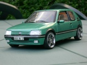 Peugeot 205 GTI Griffe 1.9 ruote neros