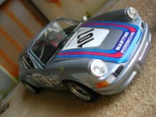 Audi 911 RS 2.7 martini Universal Hobbies tuning