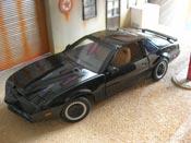 Miniature Pontiac Knight Rider K2000