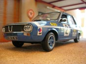Renault 12 Gordini  rally Solido