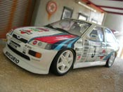 Ford Escort Cosworth rs martini