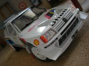 Peugeot 205 miniature Turbo 16 rallye 1986 T16