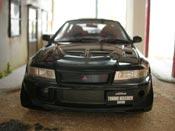 Lancer Evolution VI tommi makinen edition noire