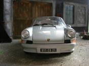 Porsche 911 2.4 ls gray