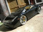 Lamborghini Gallardo SE tuning black