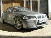 Bmw M3 E46  csl Autoart
