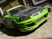 Honda Civic   ek si coupe Hot Wheels