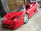 Ferrari F50 rosso