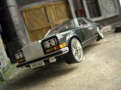 Rolls Royce Camargue    Burago