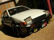 Toyota Trueno   ae86 Jada Toys