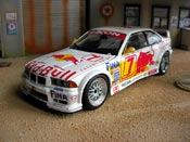 Bmw M3 E36 GTR red bull 1997 Ut Models