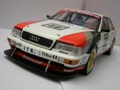 Audi V8 Quattro #46 dtm 1991