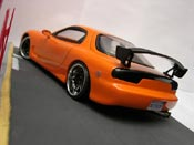 Audi RX7 fd3s tuning Kyosho tuning