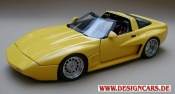 Chevrolet Corvette ZR1 miniature geiger c4