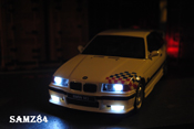 Bmw tuning M3 E36 Light Weight LED