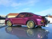 Porsche 934 RSR Turbo standox interlagos fire