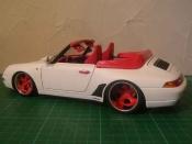 Porsche tuning 993 Cabriolet Carrera tuning
