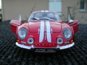 Renault Alpine A110 red