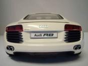 Audi R8 4.2. FSI white