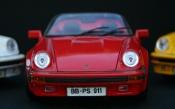 Porsche 911 Speedster rosso