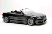 Audi A4 cabriolet  v6 3l german look black Welly