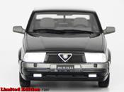 Alfa Romeo 75 V6 3.0 LM087B black