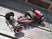 Alfa Romeo 2300 spider (1932) de style rat rad