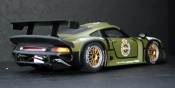 Porsche 993 GT1 96 test car