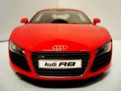Audi R8 4.2. FSI red