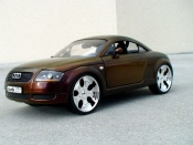 Audi tuning TT coupe firefly cameleon paint
