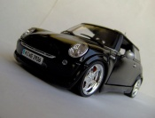 Mini Cooper D west coast choppers