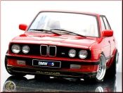 Bmw tuning 535i M e28 m alpina b10 3.5 red