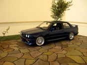 Bmw tuning M3 E30 rsi evolution motortausch v10