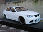 Bmw M5 E60 ac schnitzer look m6