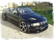 Bmw tuning M3 E46 GTR convertible ac schnitzer