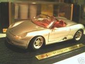 Porsche Boxster silver edition