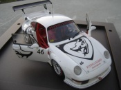 Porsche 993 GT2 evo flying lizard