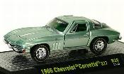Chevrolet Corvette (C2) 327 metallic-green 1966