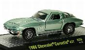 Chevrolet Corvette (C2) 427 metallic-green 1966