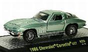 Corvette (C2) 427 metallic-verte 1966