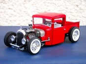 Miniature Hot Rod Citroen C4 1930 hot rod