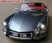 Citroen DS 19 palm beach avec eclairage Sun Star tuning