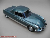 Citroen DS 19  henri chapron coupe le dandy Sun Star