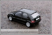 Citroen Saxo vts black