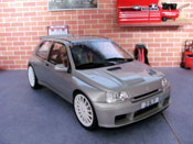 Renault tuning Clio Maxi plain body wheels oz 19 inches