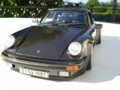 Porsche 911 Turbo  3.3 cabriolet Norev