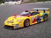 Porsche 993 GT1 rvo 97 #01 rohr